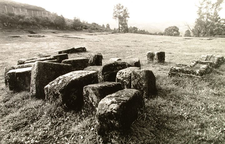 Estação Arqueológica do Freixo - Tongóbriga_04_forum_podium_16750182154d880aa71496