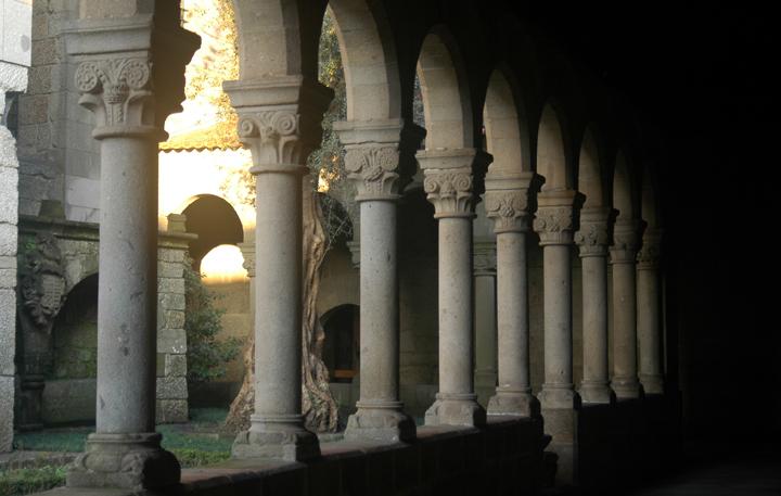 Museu de Alberto Sampaio_claustro