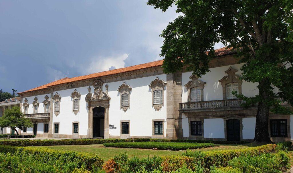Fachada do Museu de Lamego